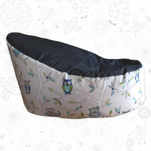 Owls Toddler Bean Bag