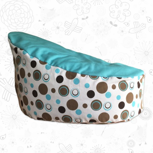 Polkadot Toddler Bean Bag
