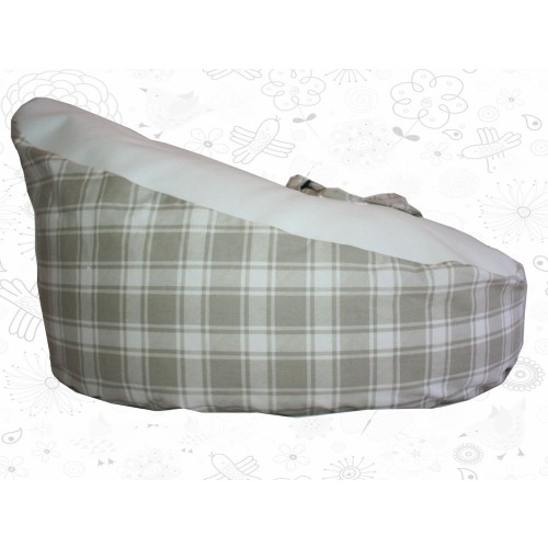 Burberry Style baby bean bag