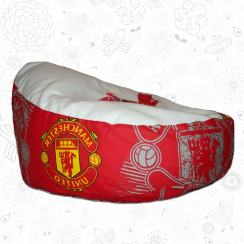 Man United baby bean bag