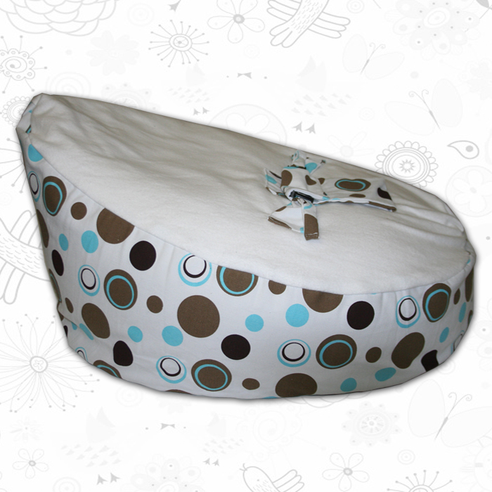 PolkaDot baby bean bag