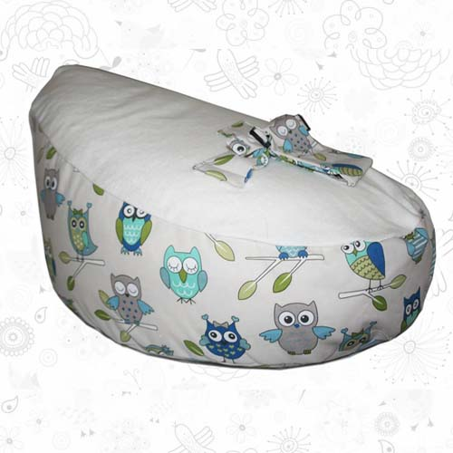 Owls Baby Bean Bag