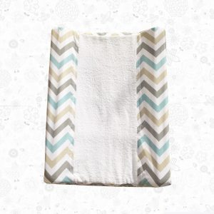 Coloured Beige baby changing mat